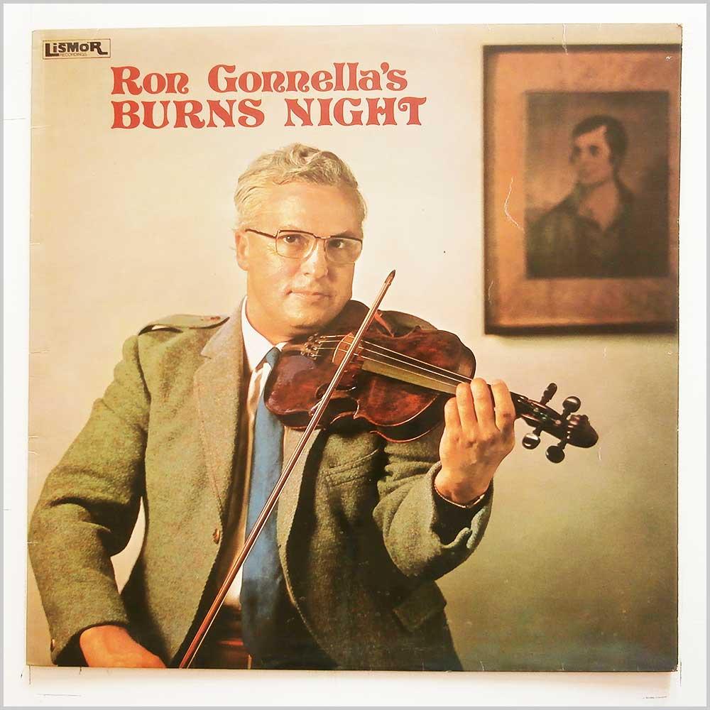 RON GONNELLA - Ron Gonnella's Burns Night - 33T