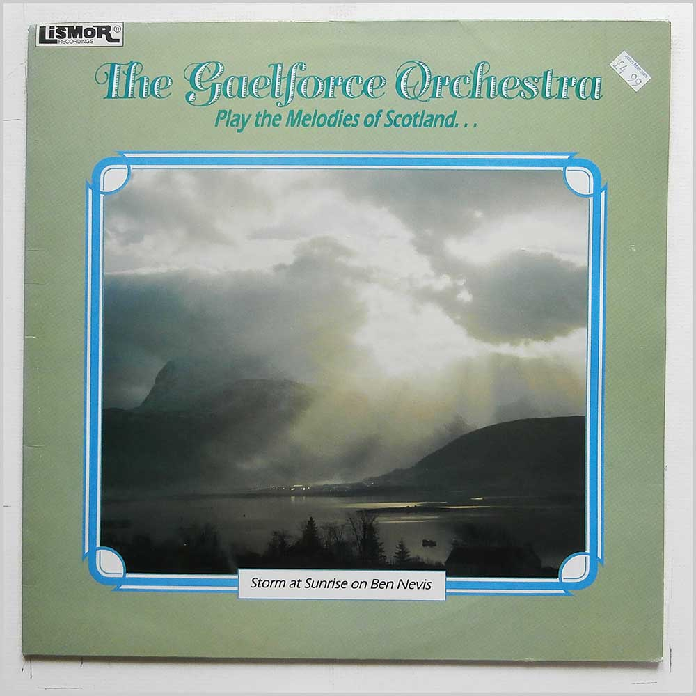The Gaelforce Orchestra - Play The Melodies Of Scotland (LILP 5153)