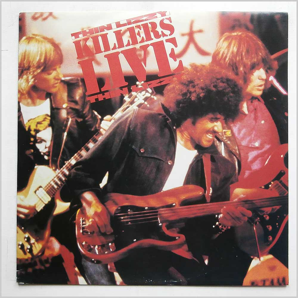 Thin Lizzy - Killers Live (LIZZY 812)