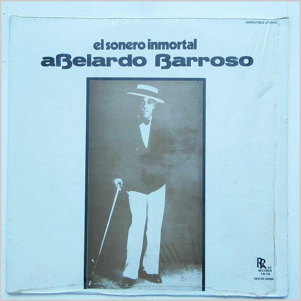 ABELARDO BARROSO - El Sonero Inmortal - 33T