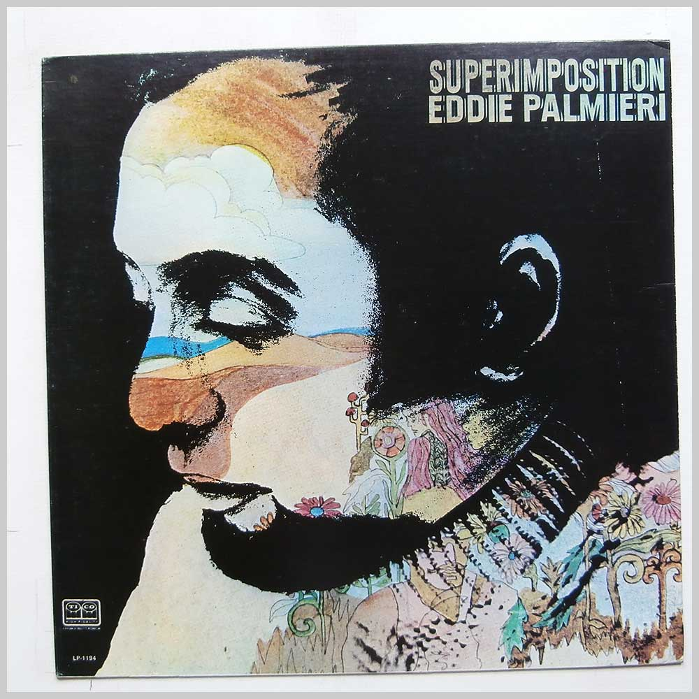 Eddie Palmieri - Superimposition (LP-1194)