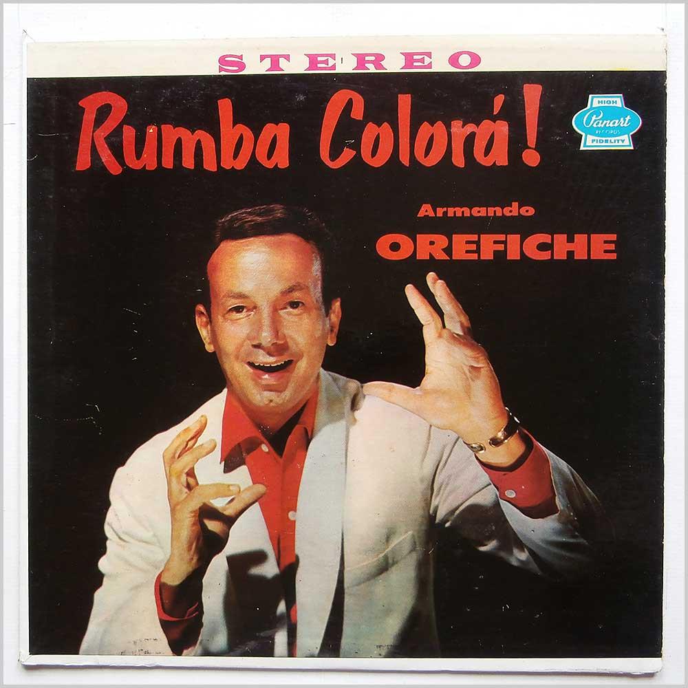 1769b5527 Armando Orefiche y sus Havana Cuban Boys - Rumba Colora! (LP-3081)