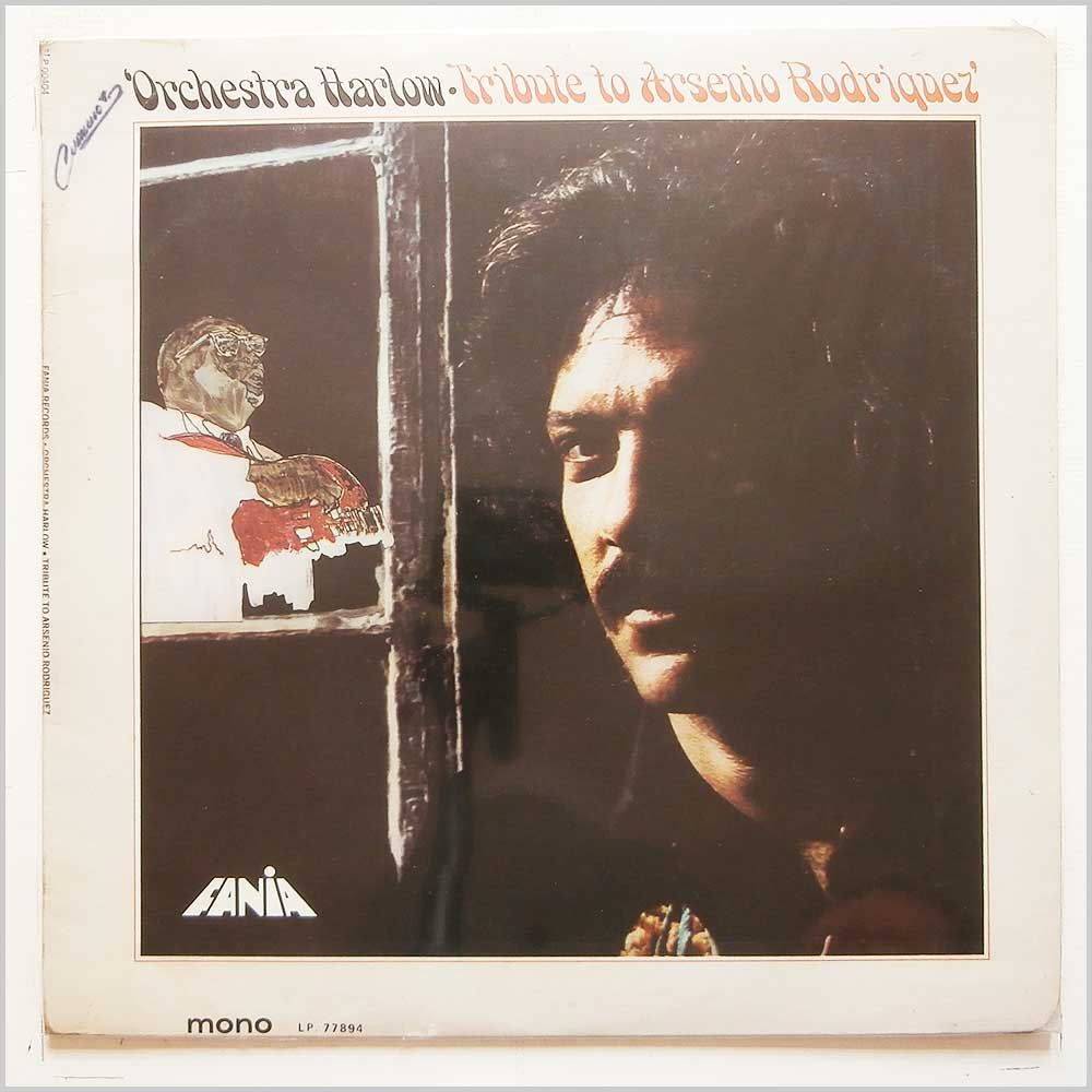 Orchestra Harlow - Tribute To Arsenio Rodriguez (LP 77894)