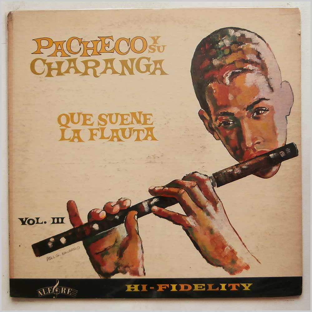 Rare and collectible latin and salsa music LP records for sale