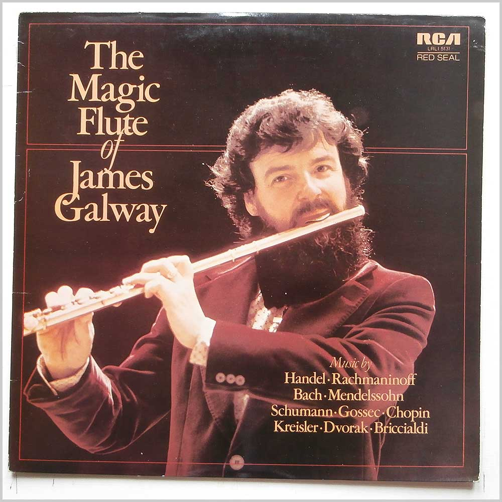 James Galway - The Magic Flute Of James Galway (LRL1 5131)