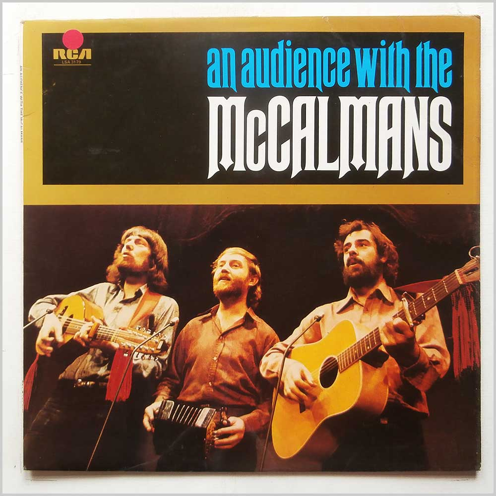 THE MCCALMANS - An Audience With The McCalmans - 33T