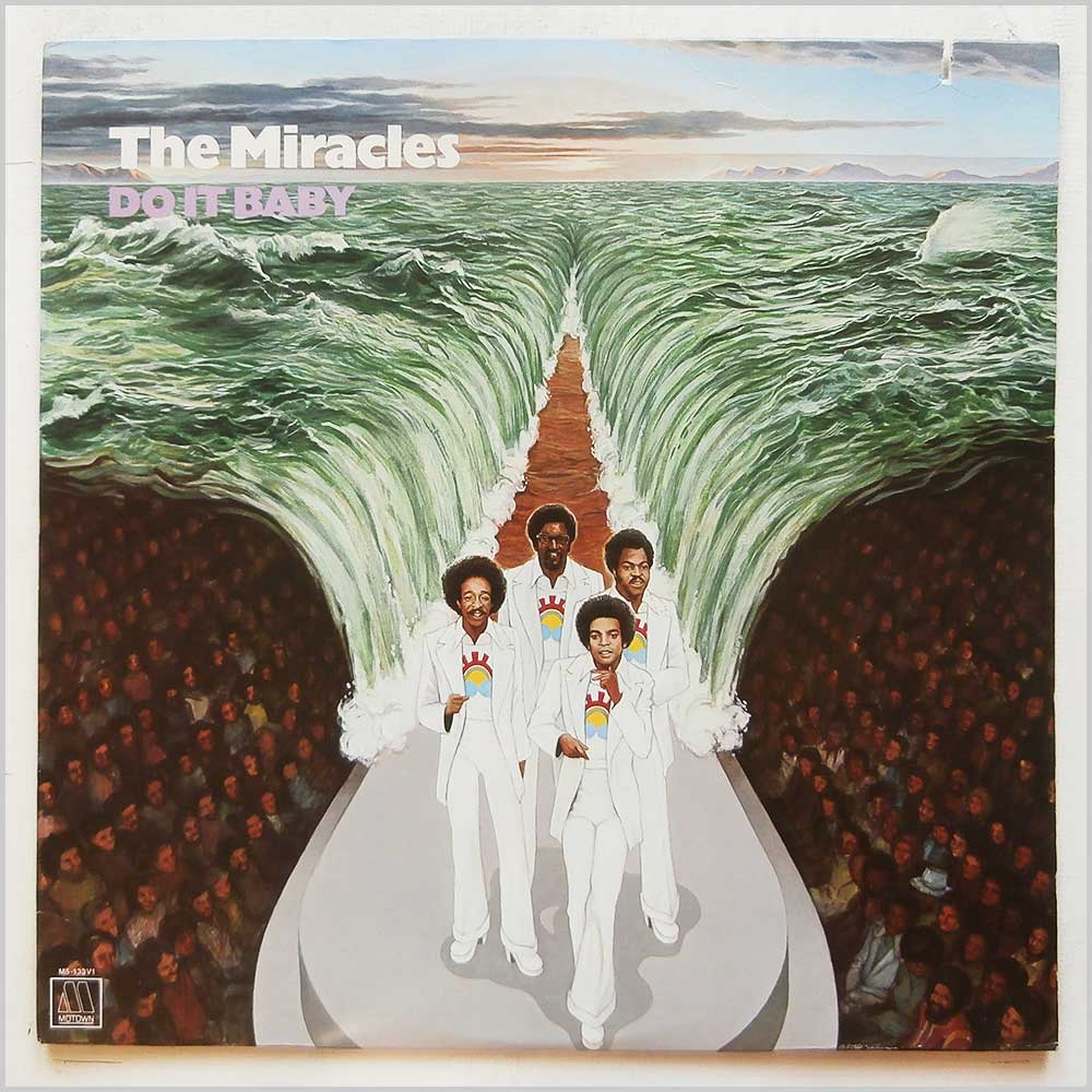 The Miracles - Do It Baby (M5-133V1)