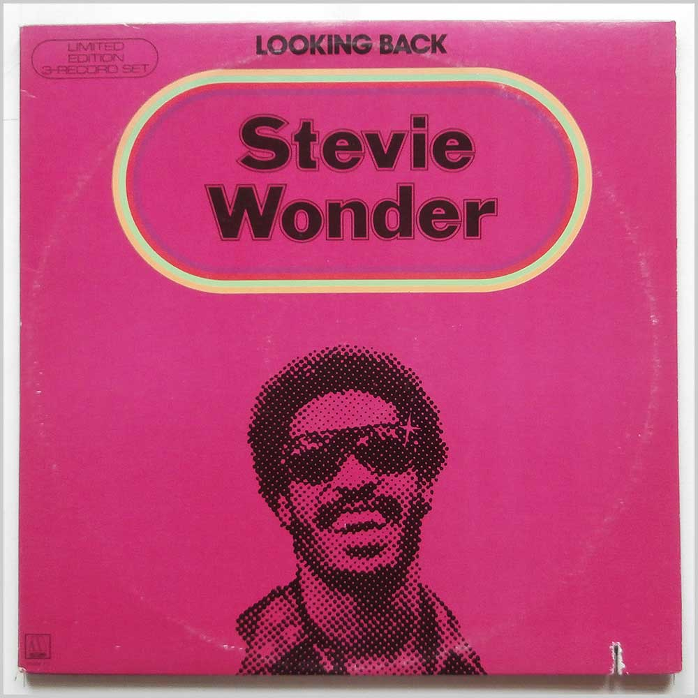 Stevie Wonder - Looking Back (M-804LP3)