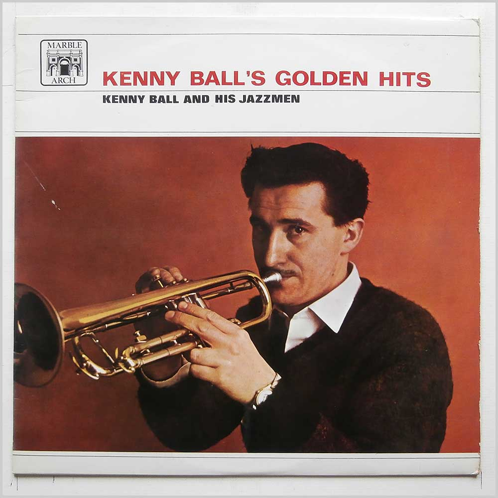 Kenny Ball And His Jazzmen - Kenny Ball's Golden Hits (MAL 608)