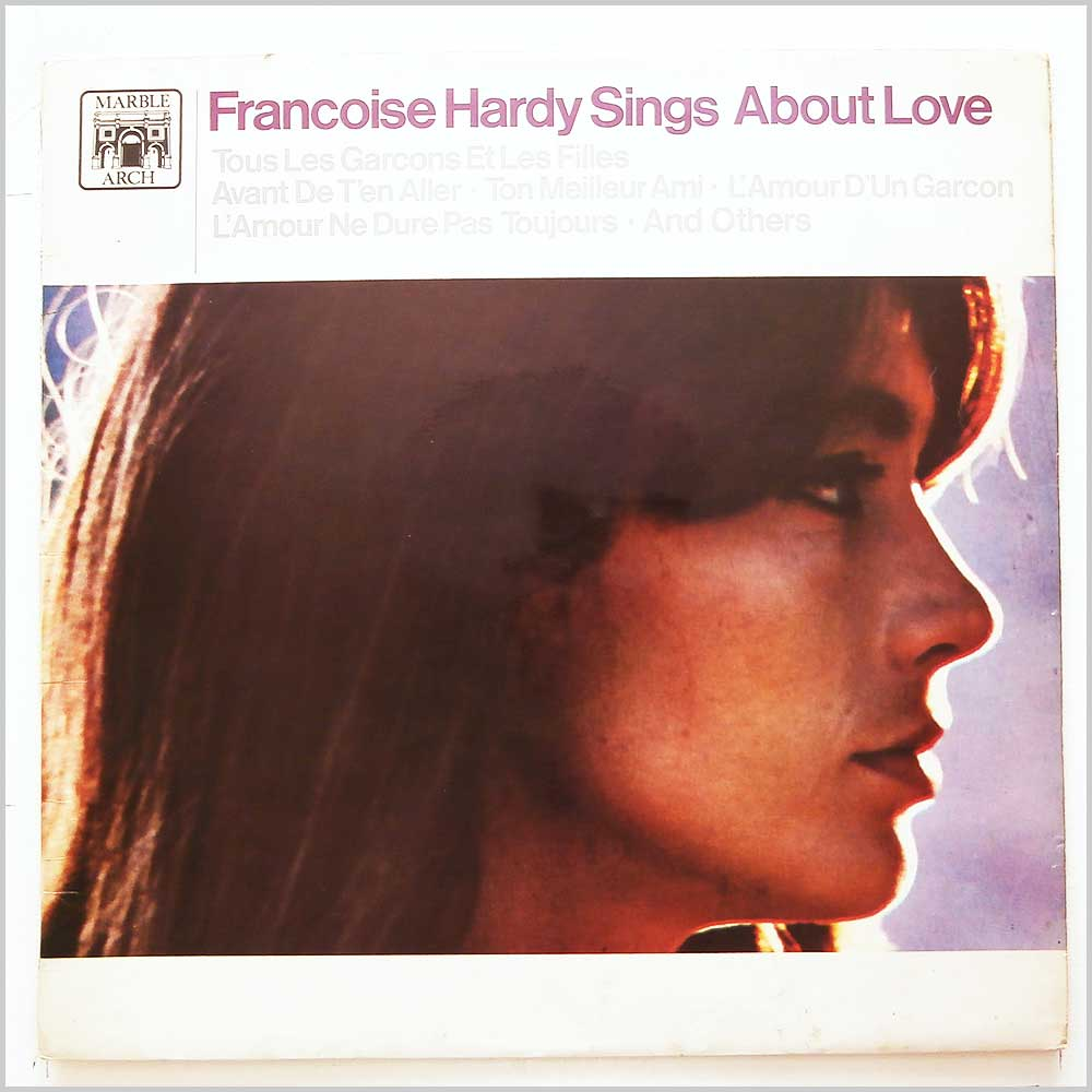Francoise Hardy - Francoise Hardy Sings About Love (MAL 792)