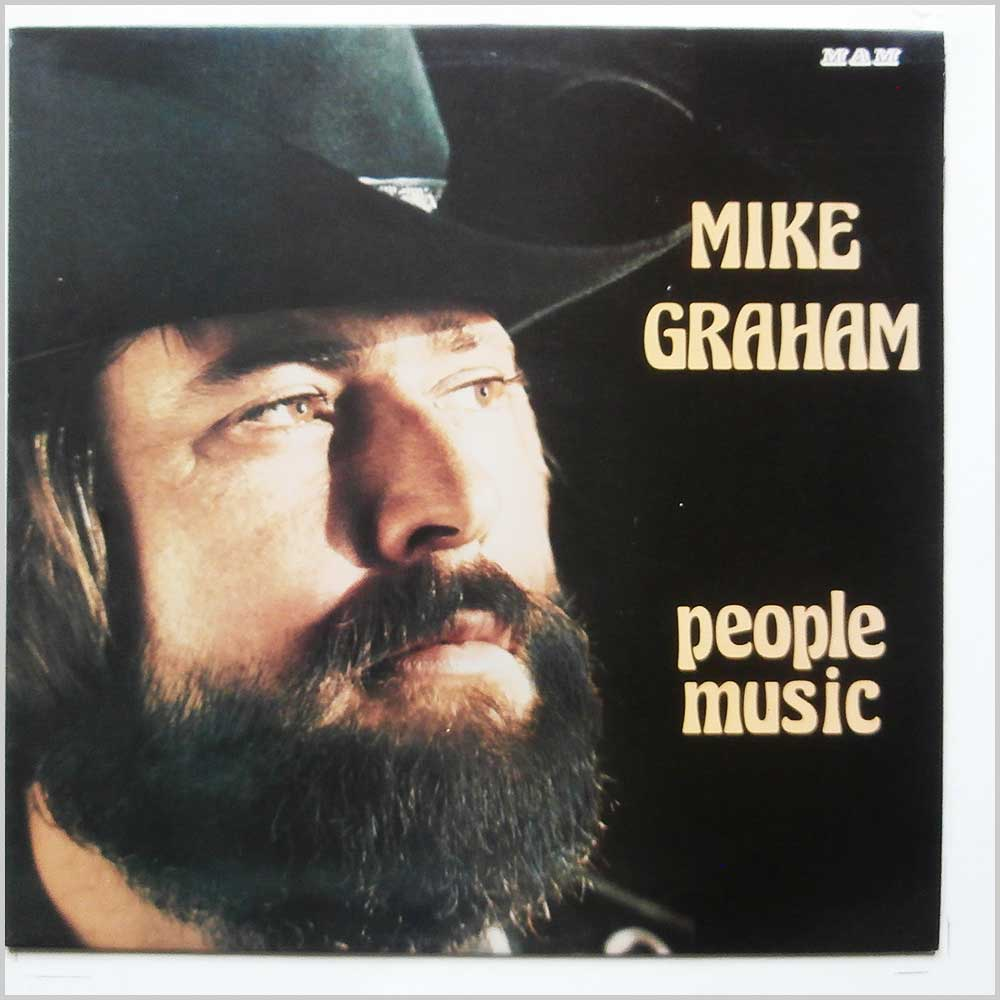 Mike Graham - People Music (MAME 3004)