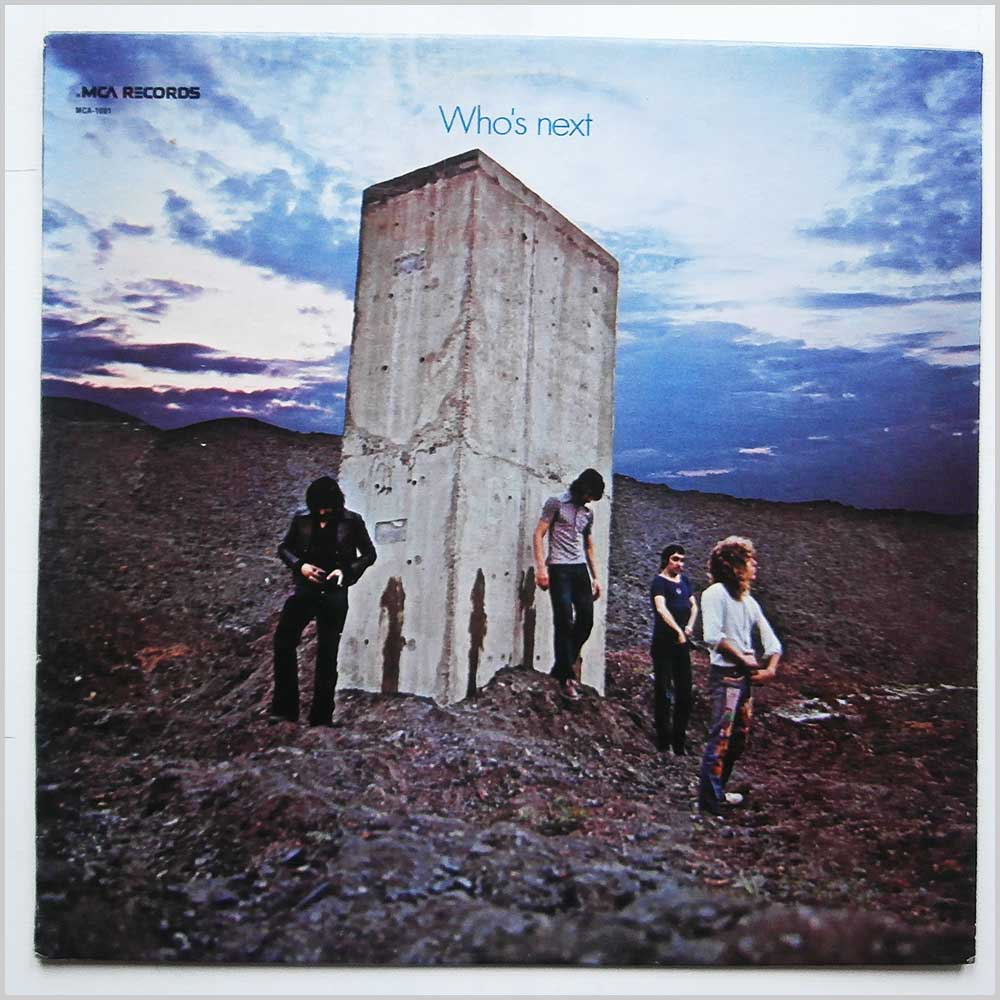 The Who - Who's Next (MCA-1691)
