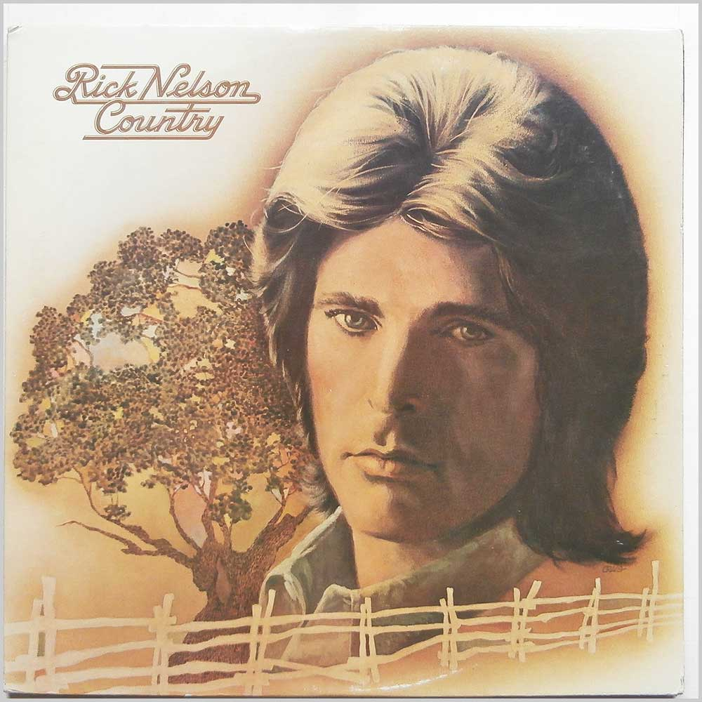 Rick Nelson - Rick Nelson Country (MCA2-4004)