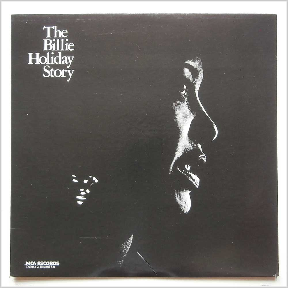 Billie Holiday - The Billie Holiday Story (MCA-2-4006)