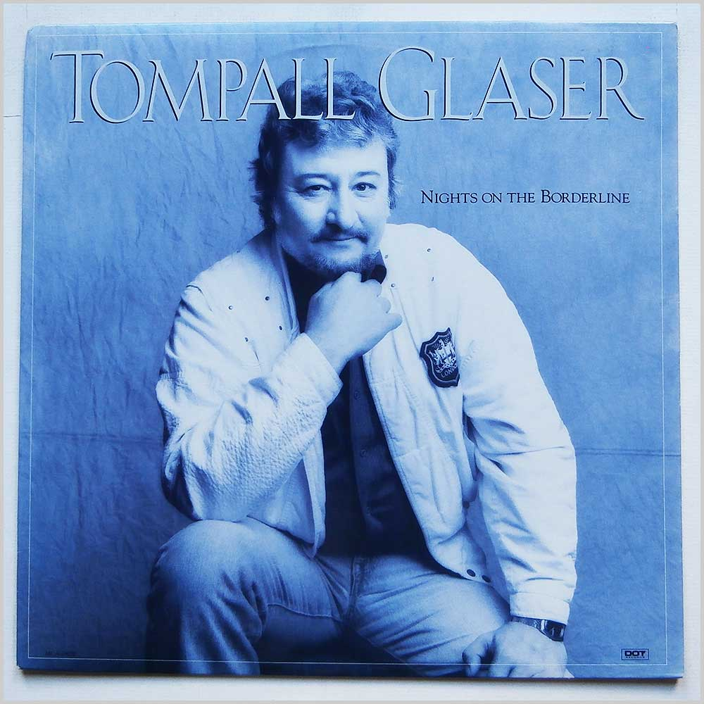 Tompall Glaser - Nights On The Borderline (MCA-39051)