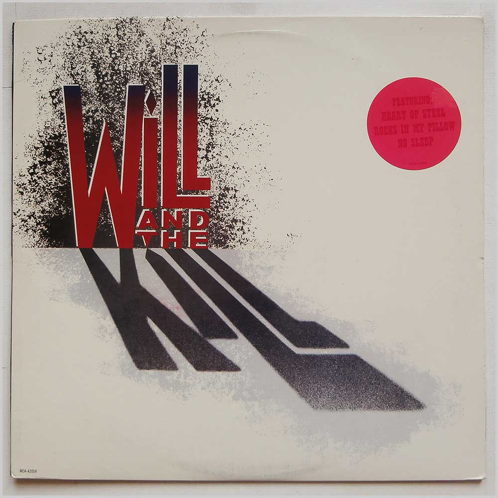 Will And The Kill - Will And The Kill (MCA-42054)