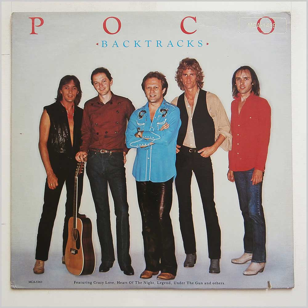 Poco - Backtracks (MCA-5363)