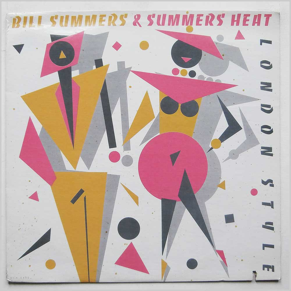 Bill Summers and Summers Heat - London Style (MCA-5432)