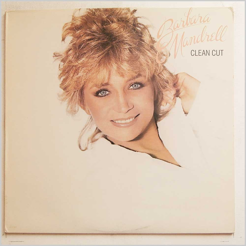 Barbara Mandrell - Clean Cut (MCA-5474)