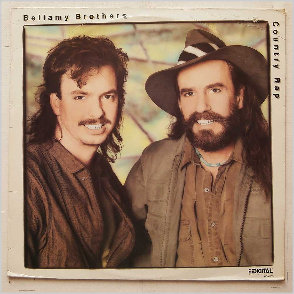 The Bellamy Brothers - Country Rap (MCA-5721)
