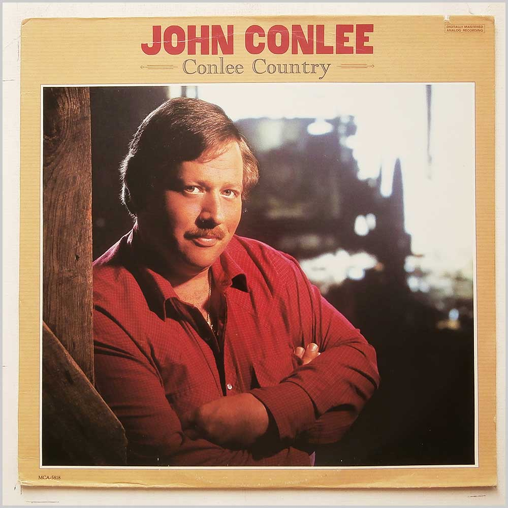 John Conlee - Conlee Country (MCA-5818)