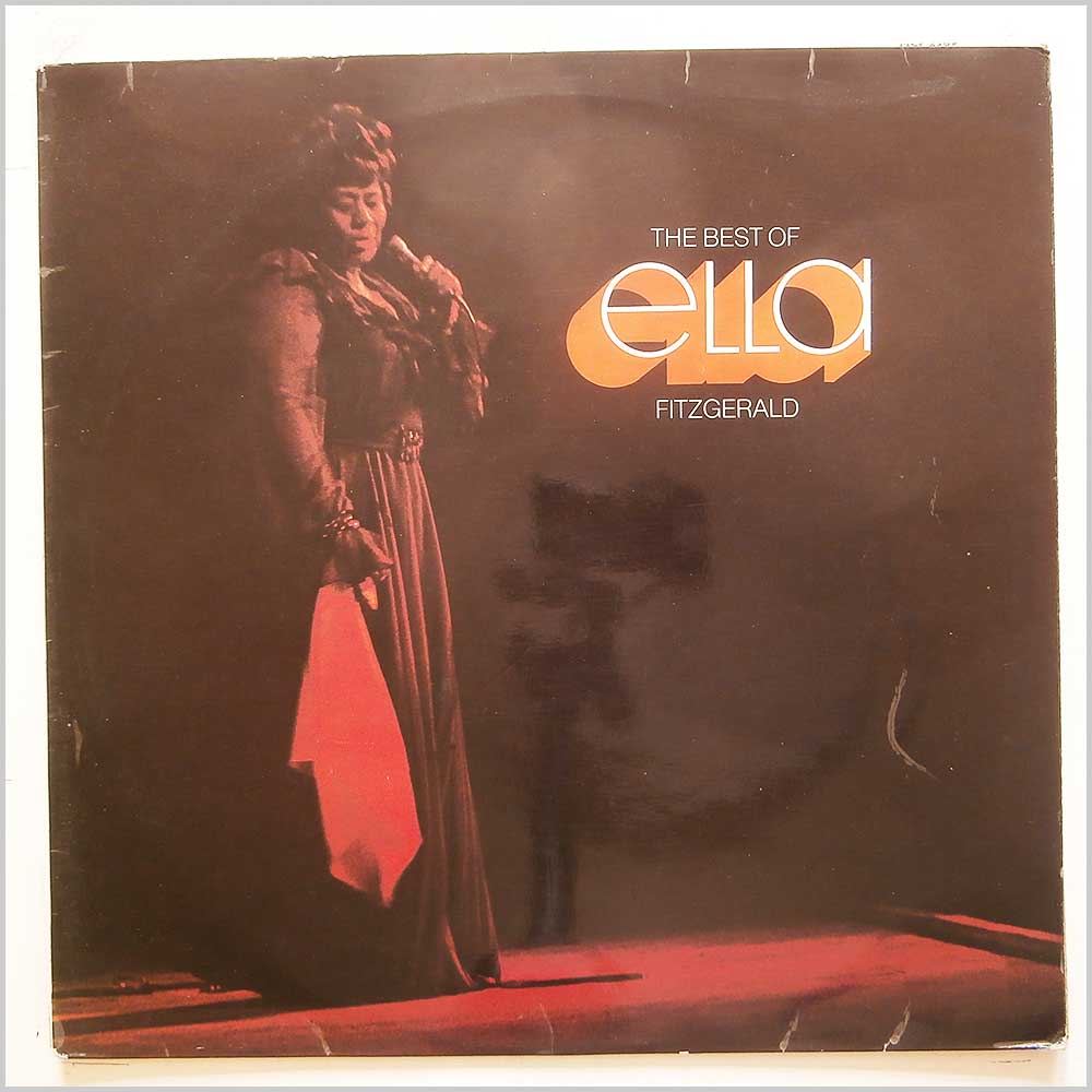 Ella Fitzgerald - The Best Of Ella Fitzgerald (MCF 2569)