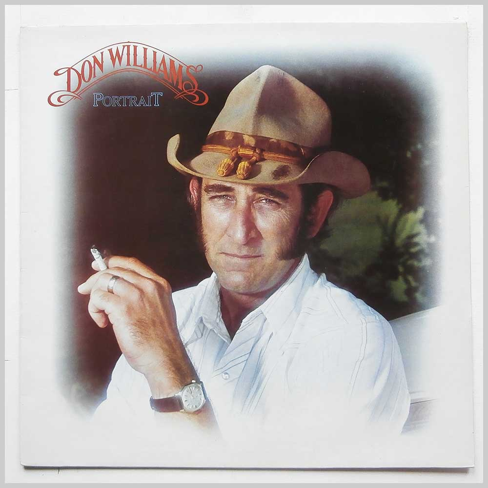 Don Williams - Portrait (MCF 3045)