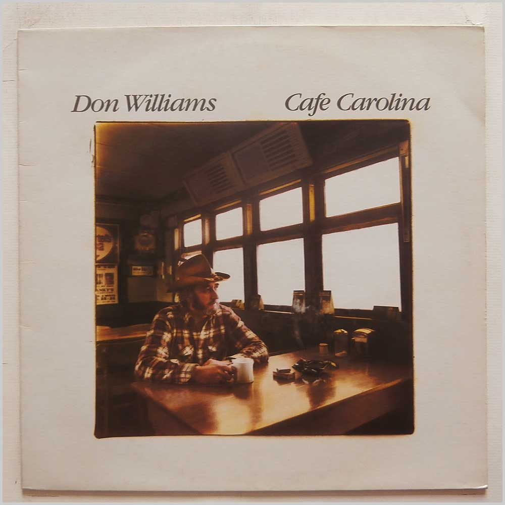 Don Williams - Cafe Carolina (MCF 3225)