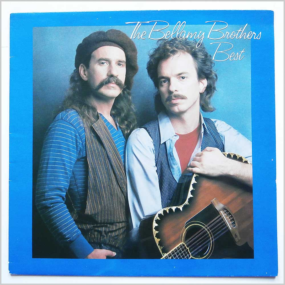 The Bellamy Brothers - Best (MCF 3248)