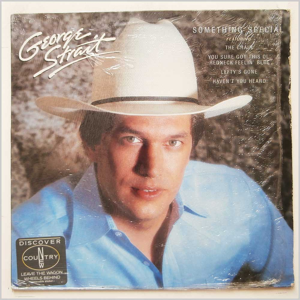 George Strait - Something Special (MCF 3306)