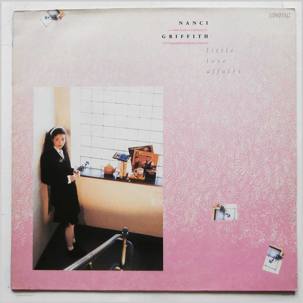 Nanci Griffith - Little Love Affairs (MCF 3413)