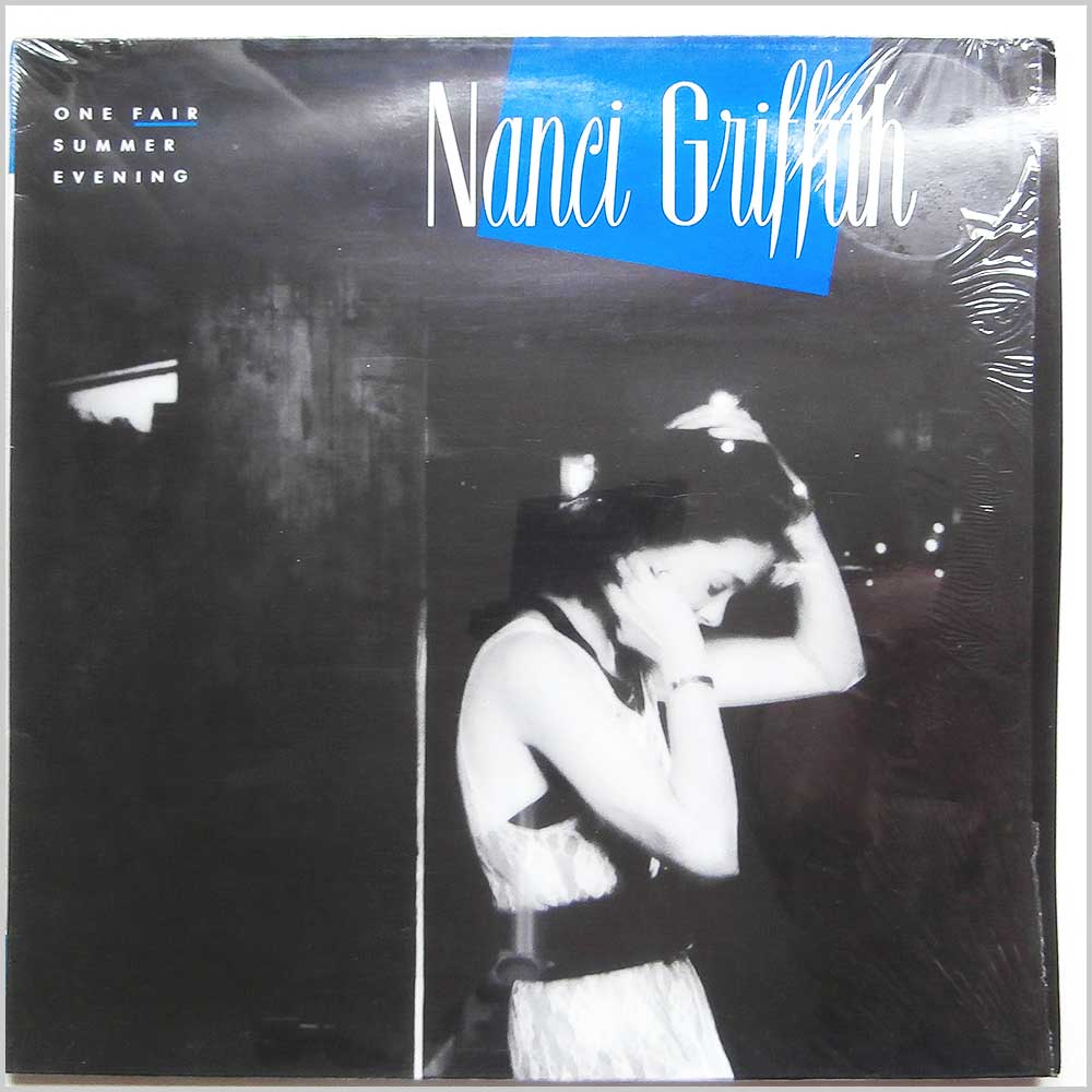 Nanci Griffith - One Fair Summer Evening (MCF 3435)