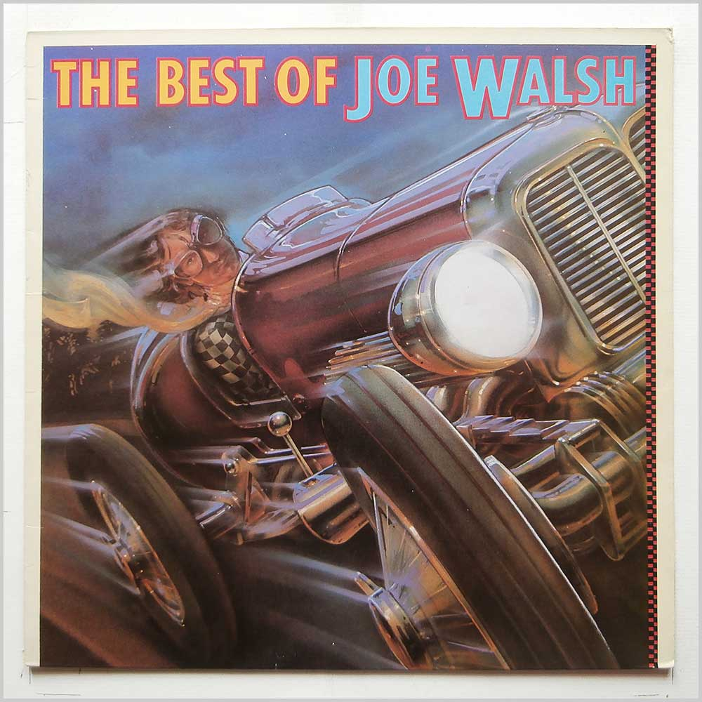 Joe Walsh - The Best Of Joe Walsh (MCL 1751)