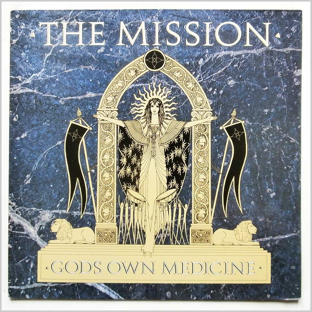 The Mission - Gods Own Medicine (MERH 102)