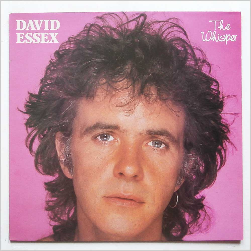 David Essex - The Whisperer (MERH 34)