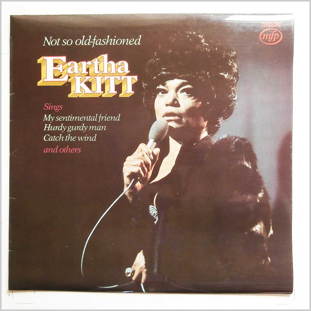 Eartha Kitt - Not So Old Fashioned (MFP 50075)
