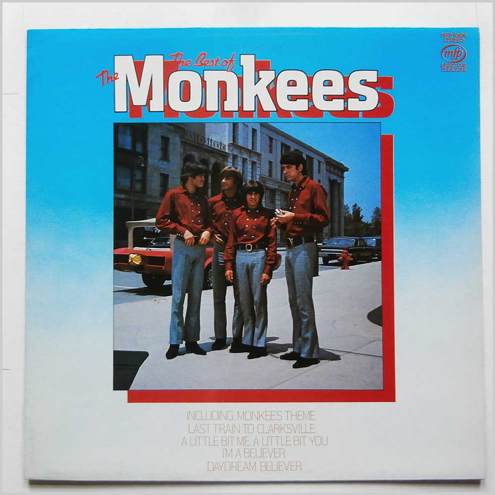 The Monkees - The Hest Of The Monkees (MFP 50499)