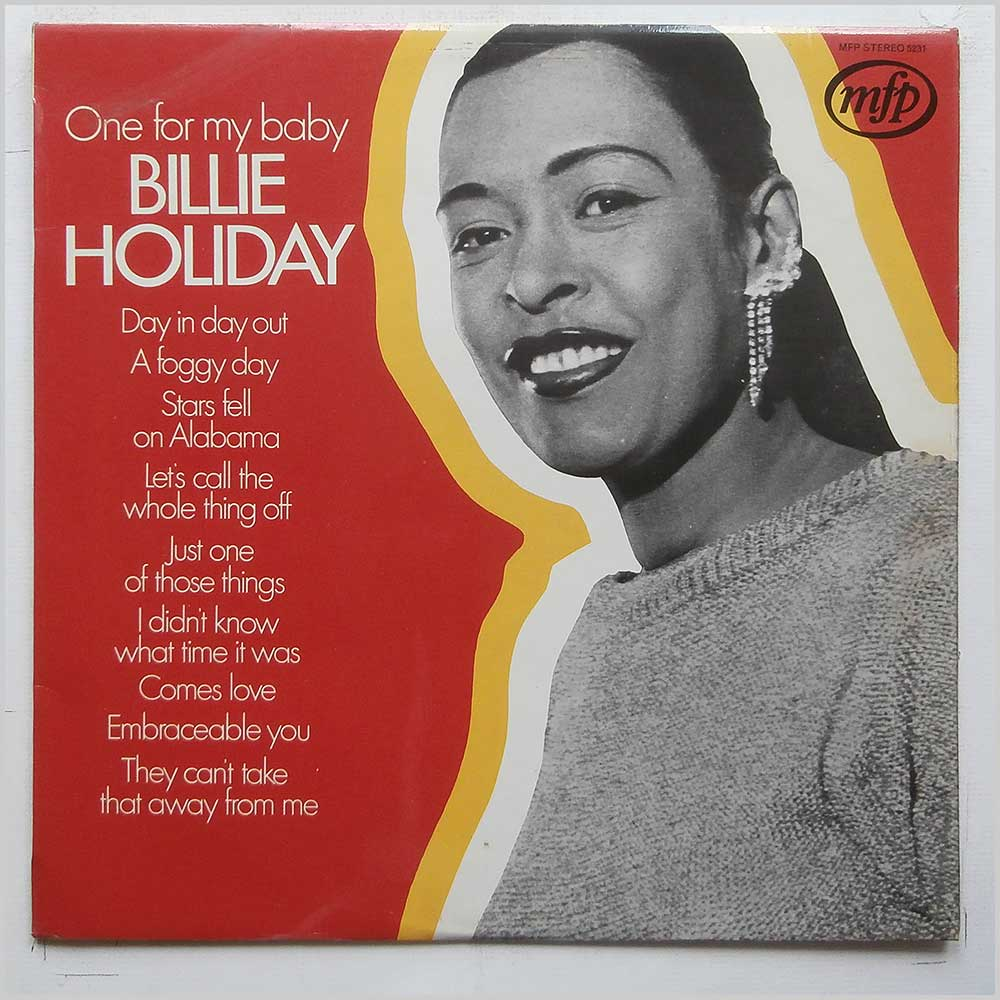 Billie Holiday - One For My Baby (MFP 5231)