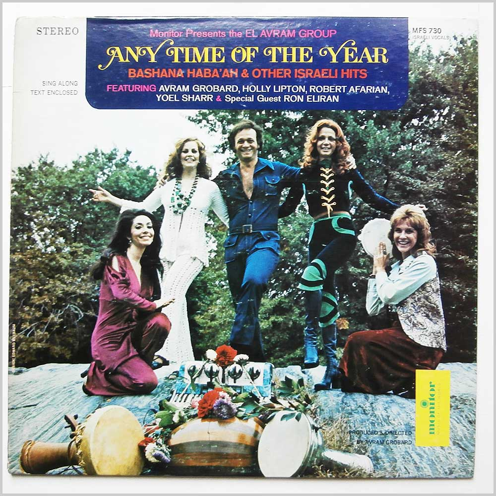 El Avram Group - Any Time Of The Year (MFS 730)
