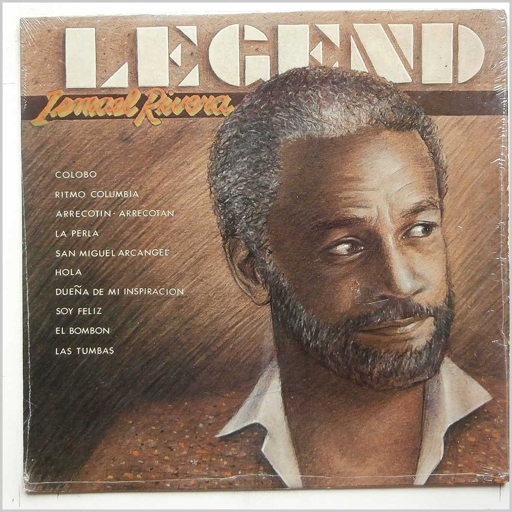 Ismael Rivera - Legend (ML 58)