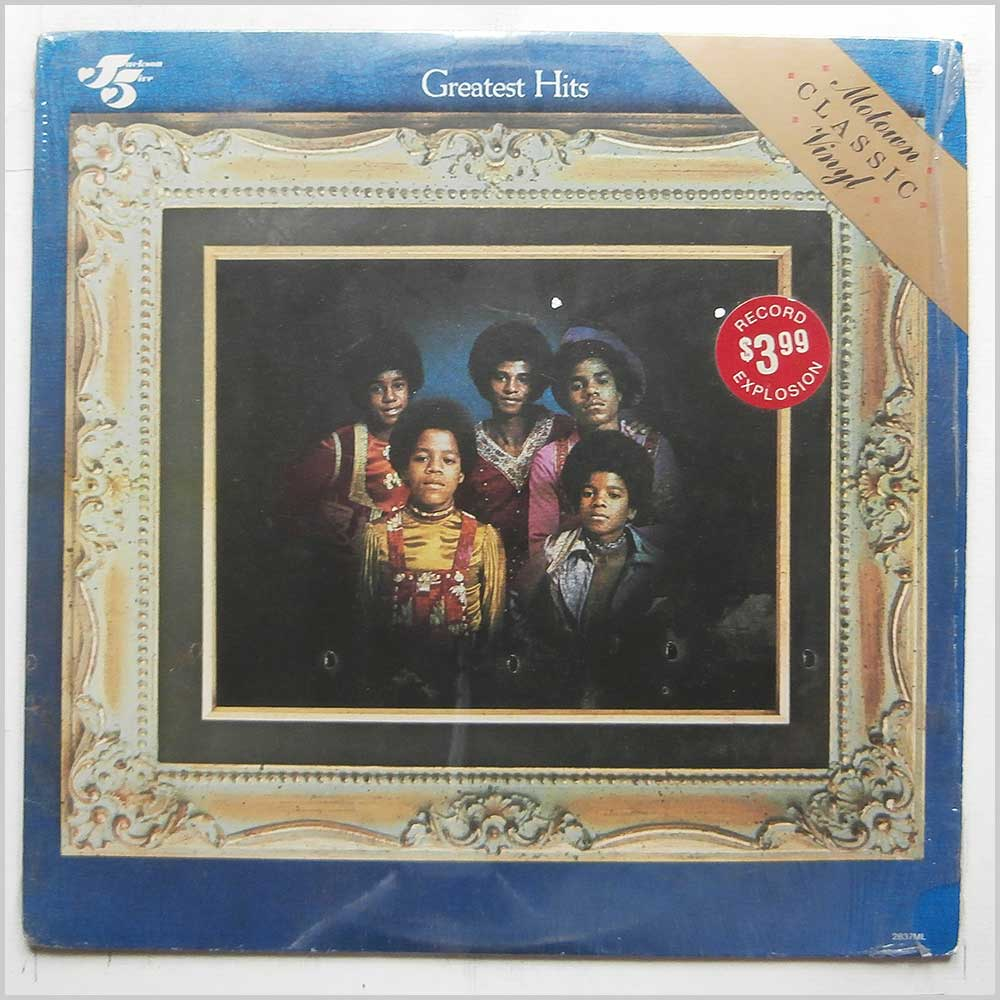 Jackson Five - Jackson 5 Greatest Hits (MOTOWN 2837ML)