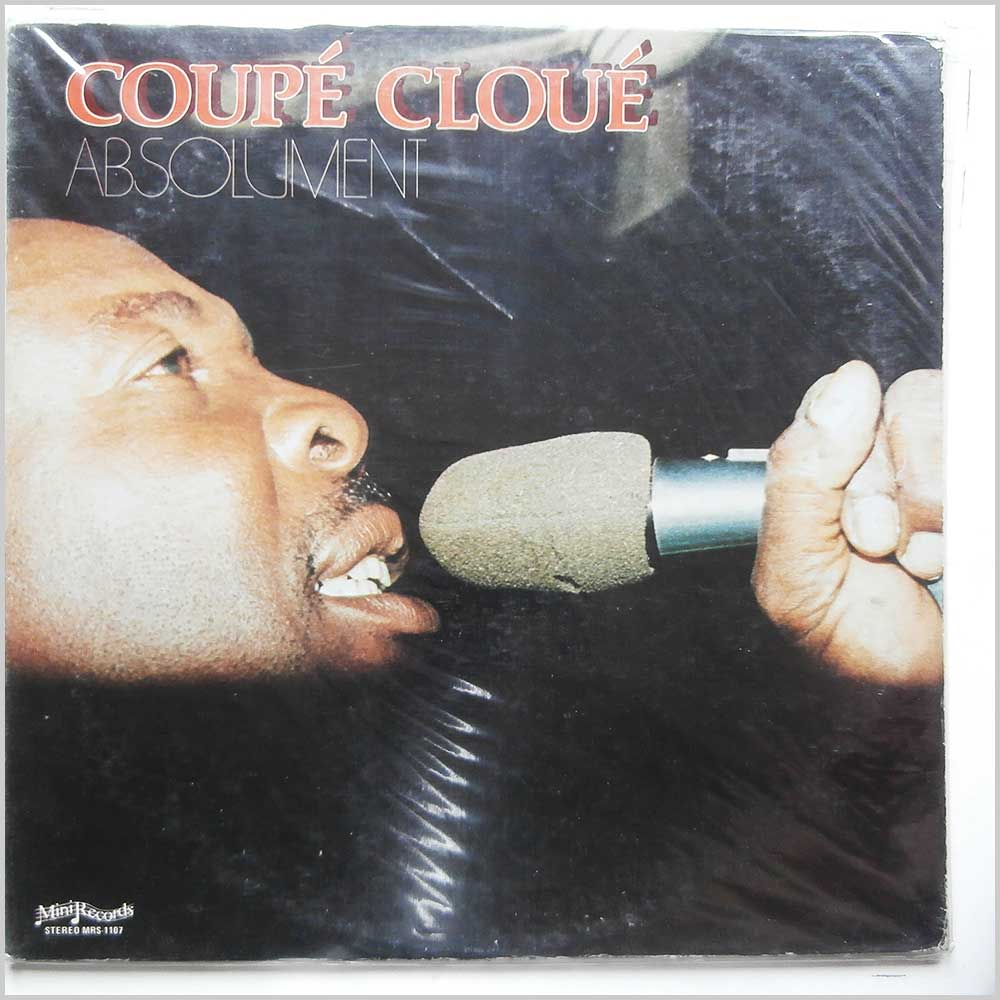 Coupe Cloue - Absolument (MRS-1107)