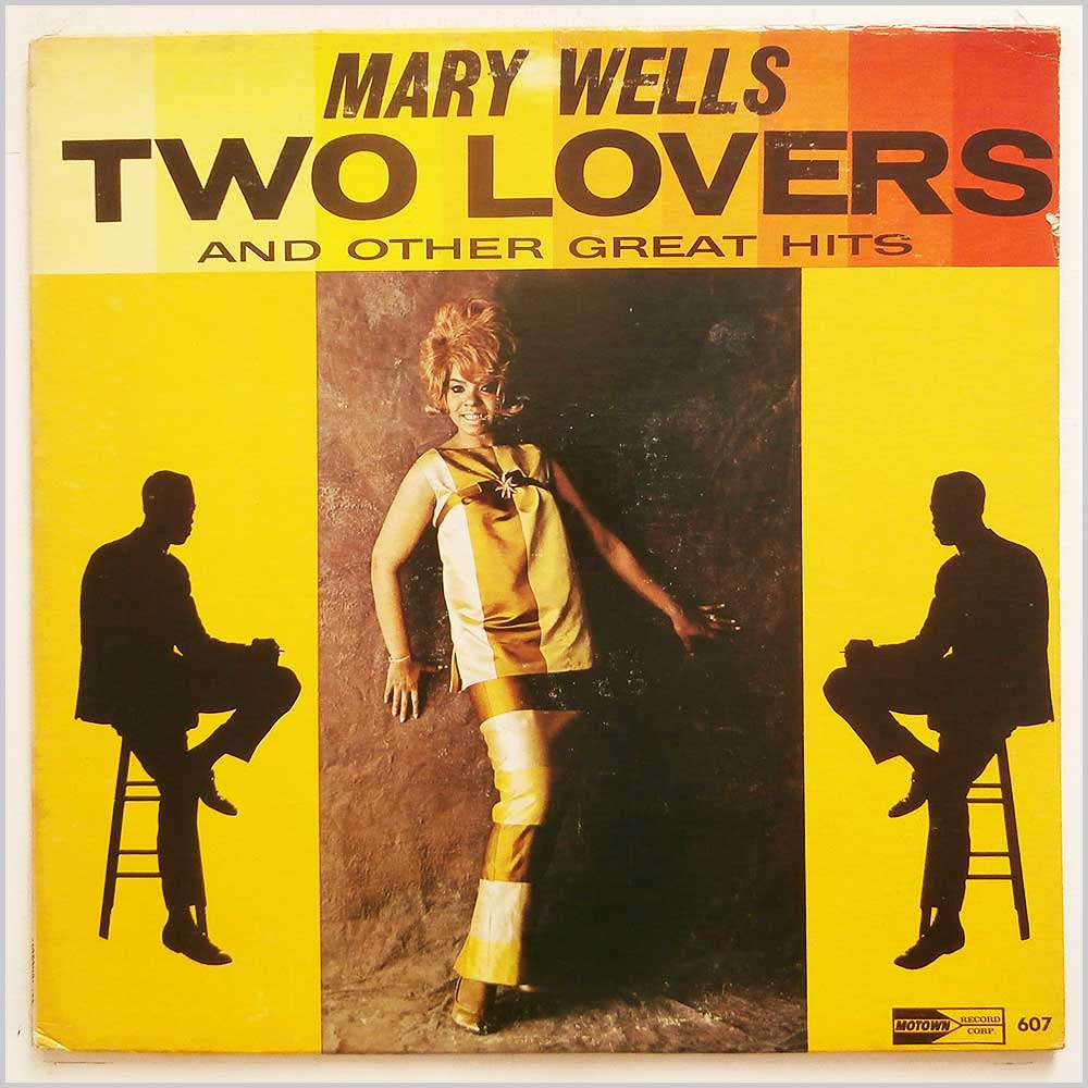 Mary Wells - Two Lovers (MT 607)