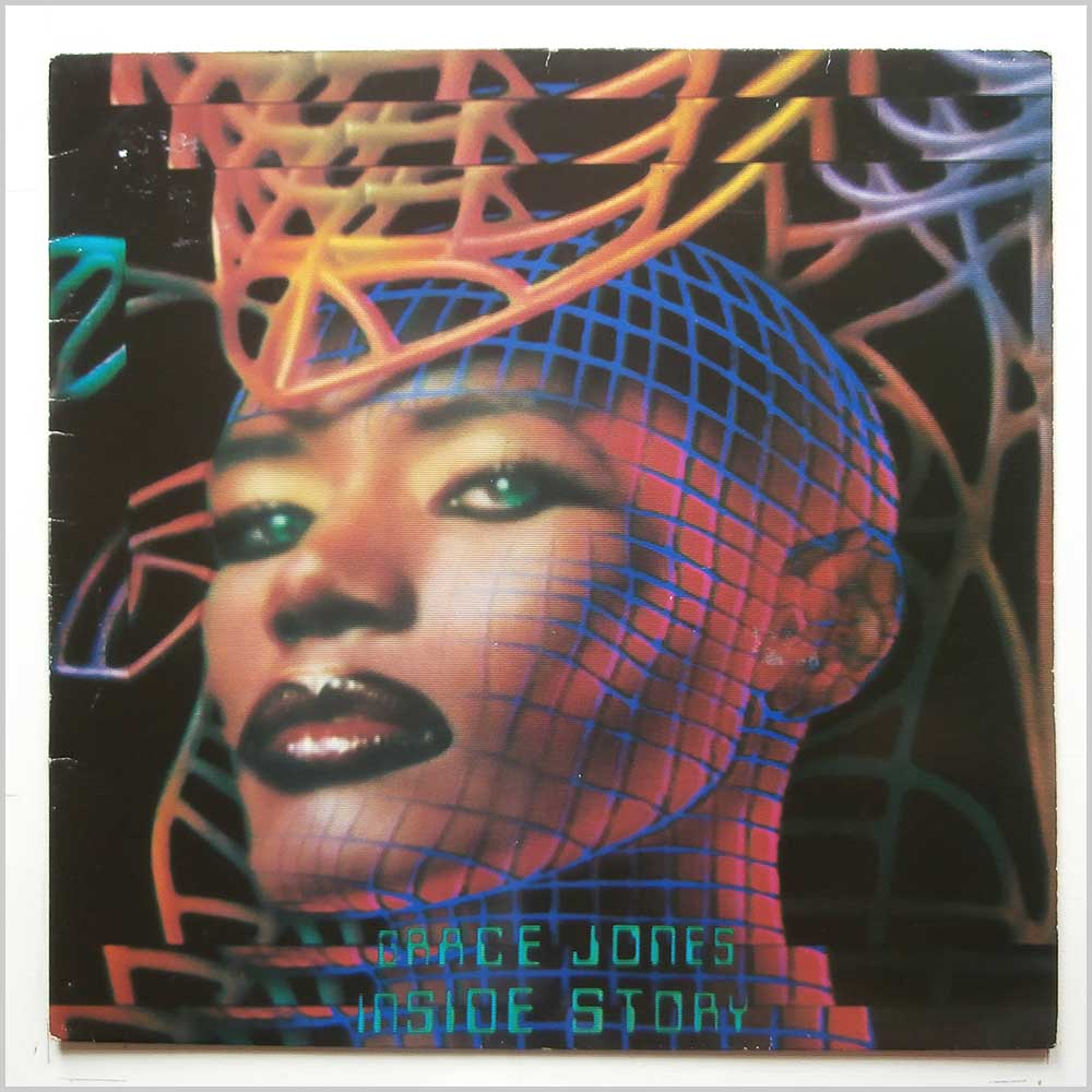 Grace Jones - Inside Story (MTL 1007)