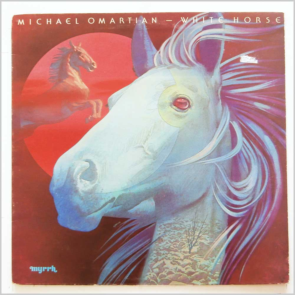 Michael Omartian - White Horse (MYRA 1048)