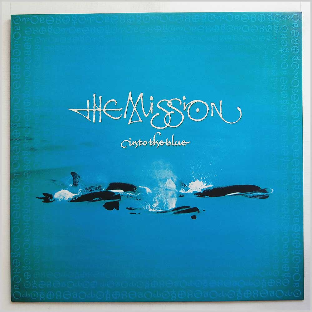 The Mission - Into The Blue (MYTHX 10)