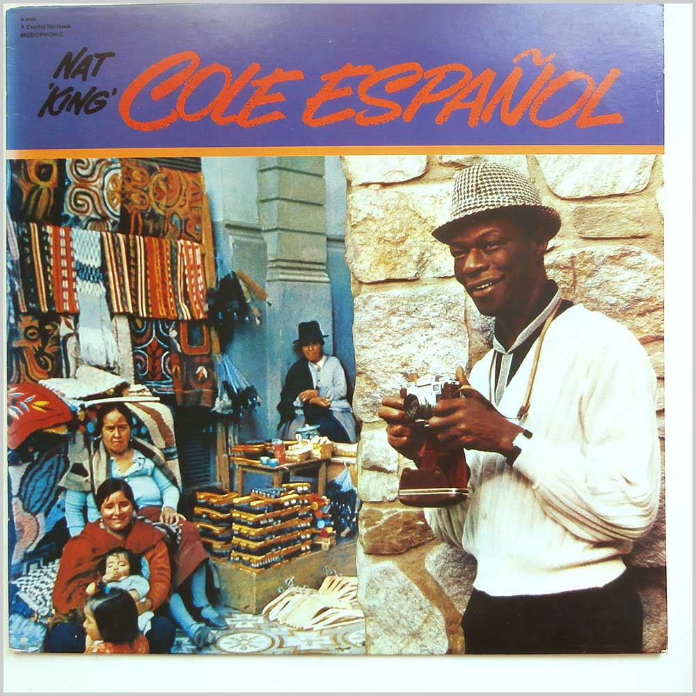 Nat King Cole - Cole Espanol (N-16166)