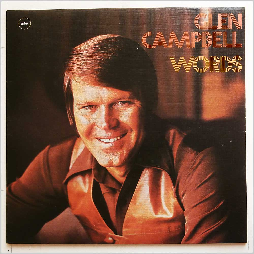 Glen Campbell - Words (NR 5066)
