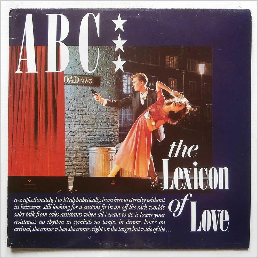 ABC - The Lexicon Of Love - 33T