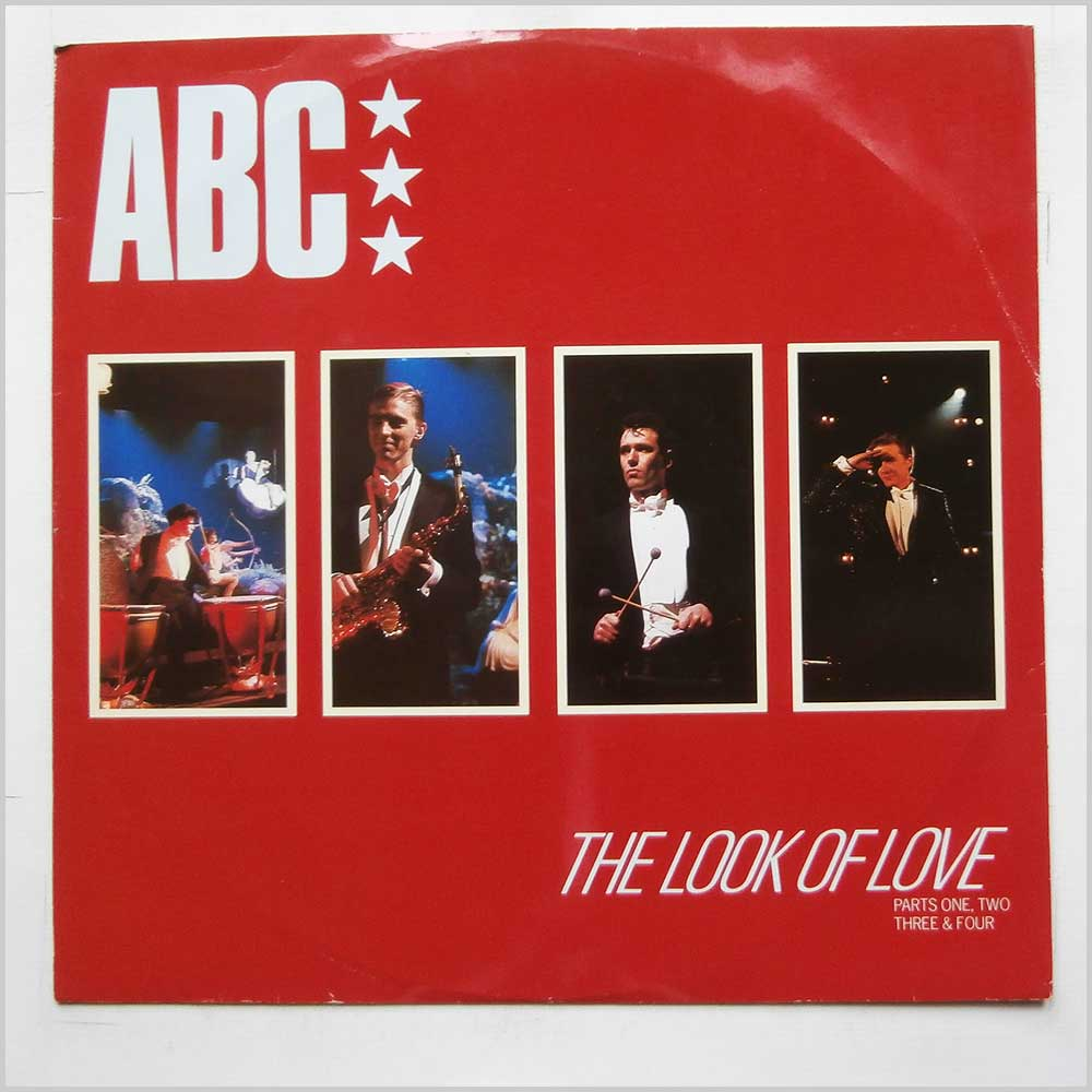 ABC - The Look Of Love (NTX 103)